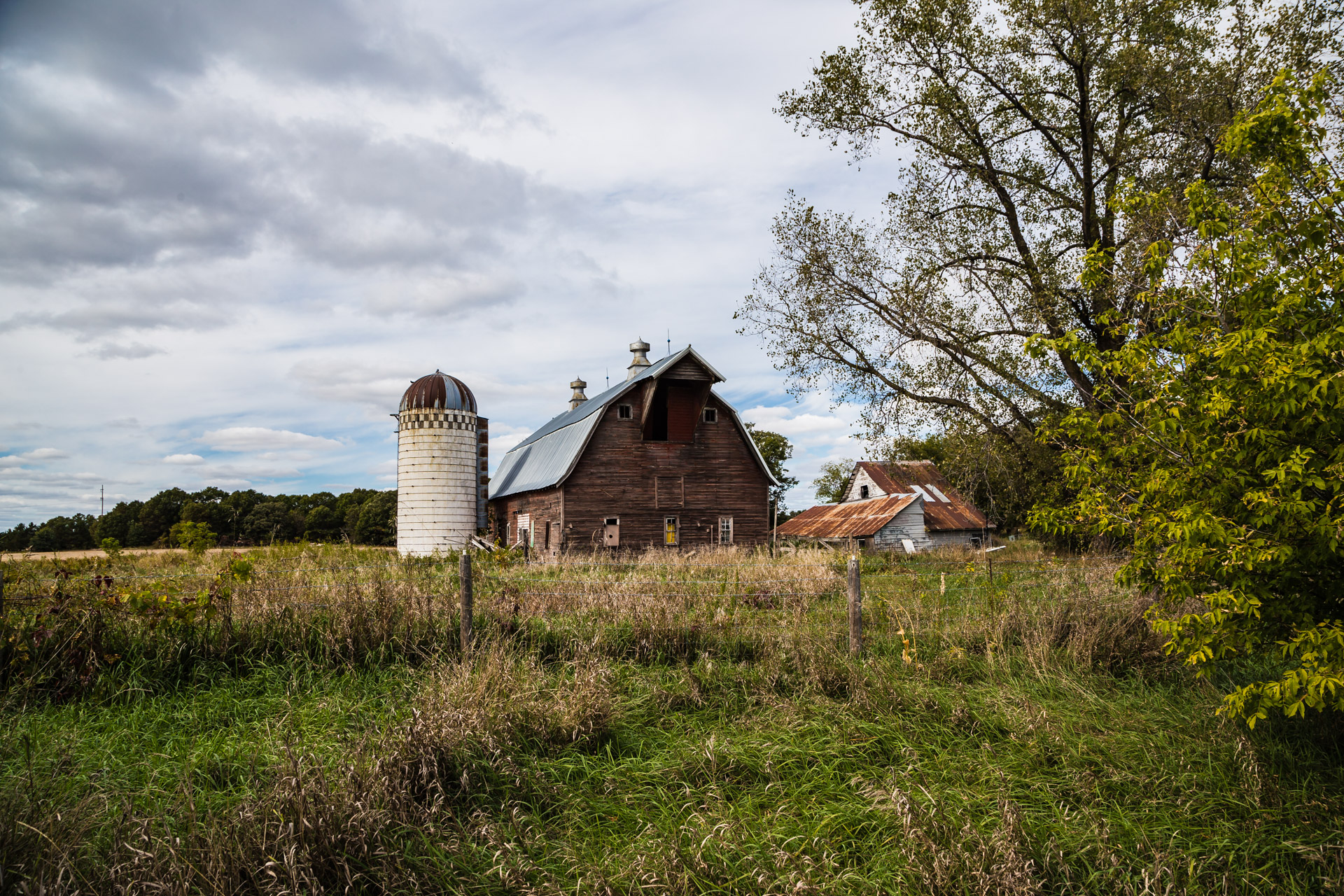 North Branch, Minnesota - A Charming Barn