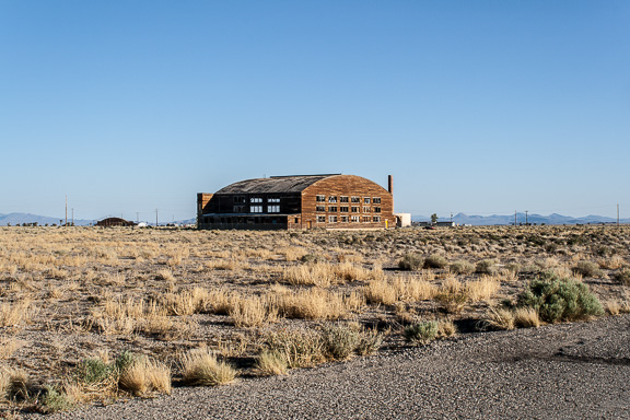 Tonopah, Nevada - A Piece Of World War II History