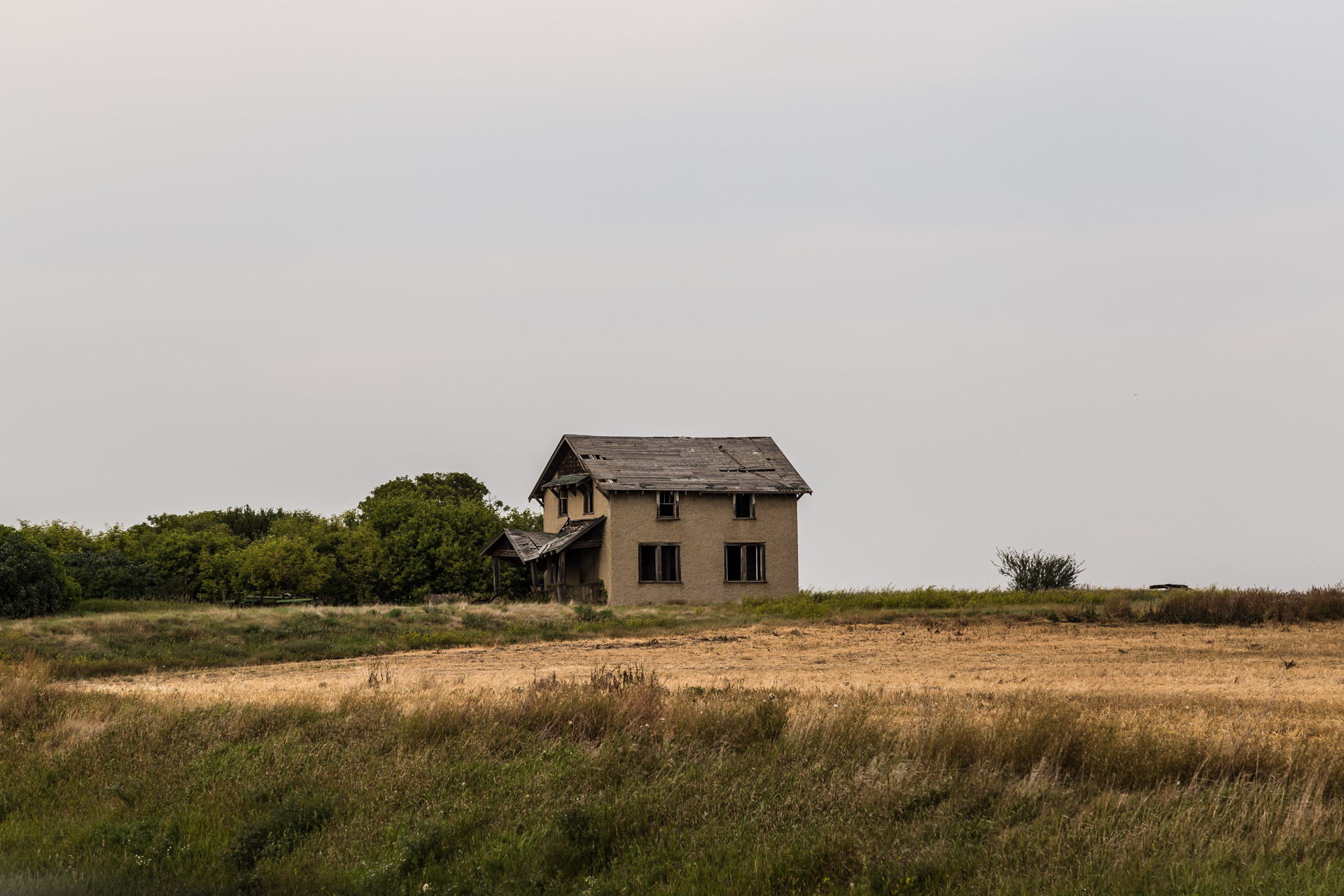 Hilltop Farmhouse (angle mid)