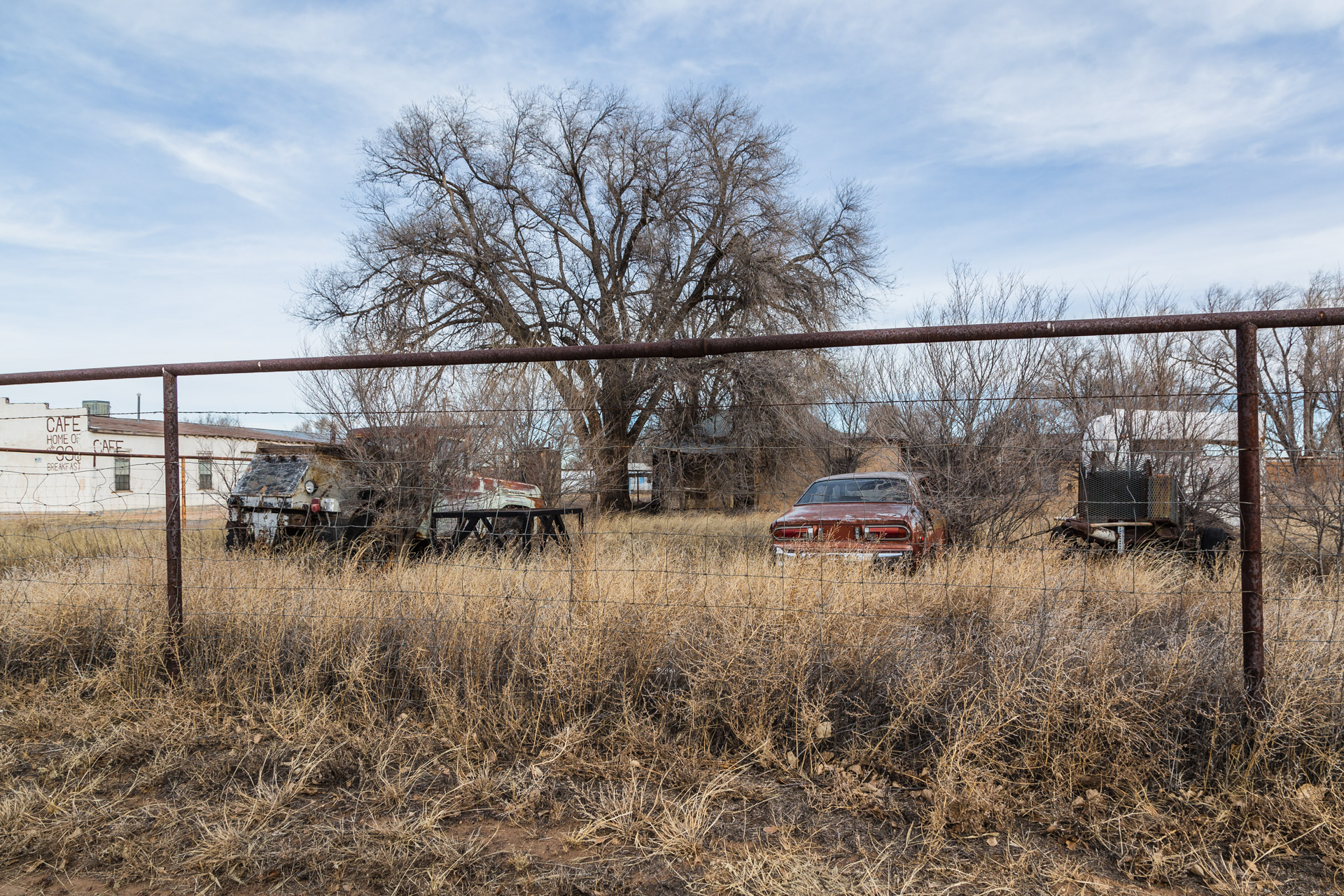 Encino, New Mexico - Lawn Vehicles