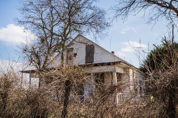 New Braunfels, Texas - Naturally Eerie