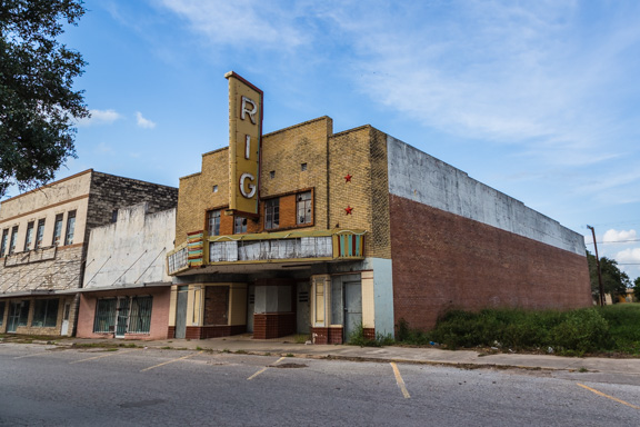 Premont, Texas - RIG Theater