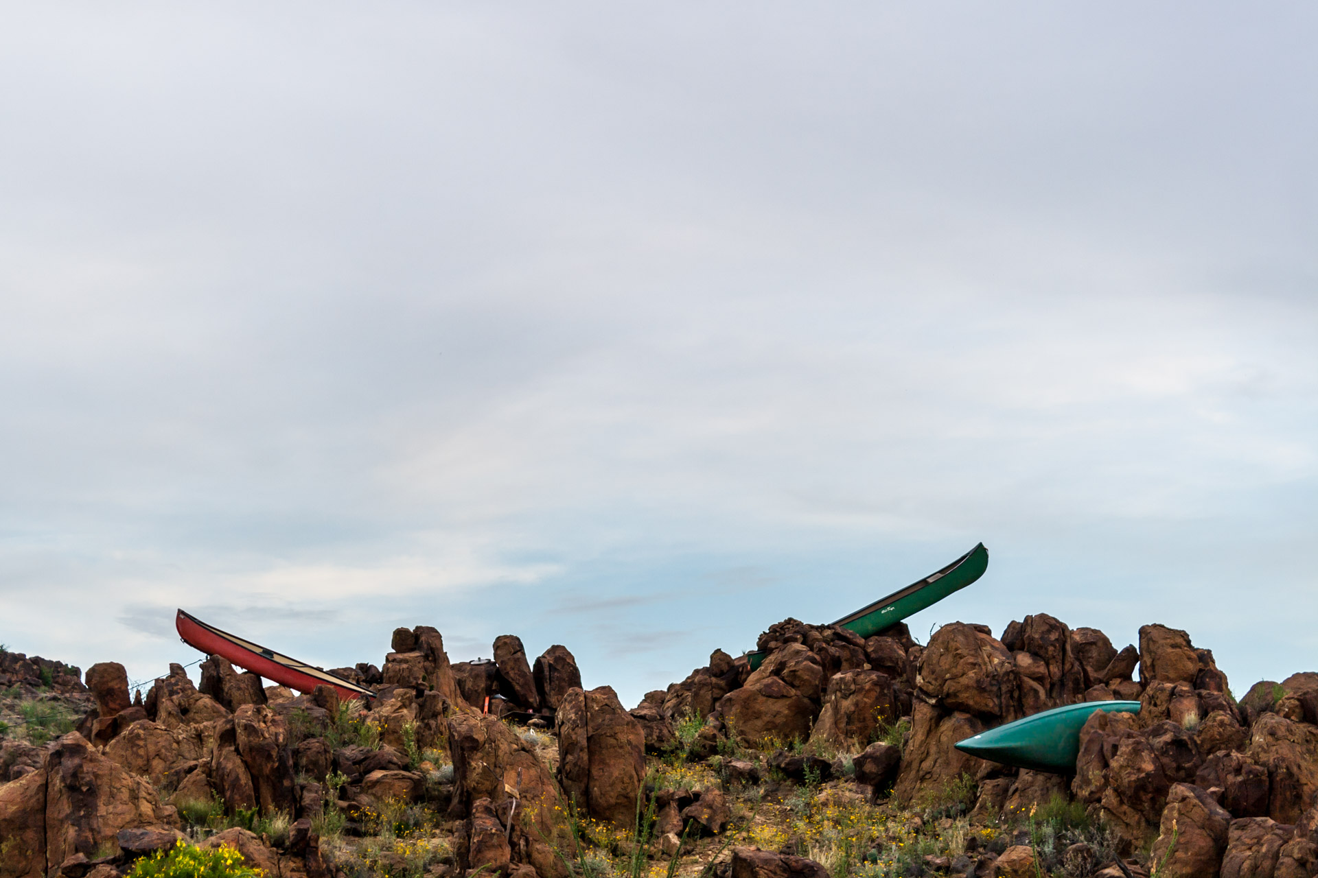 Rocky Canoes (top)