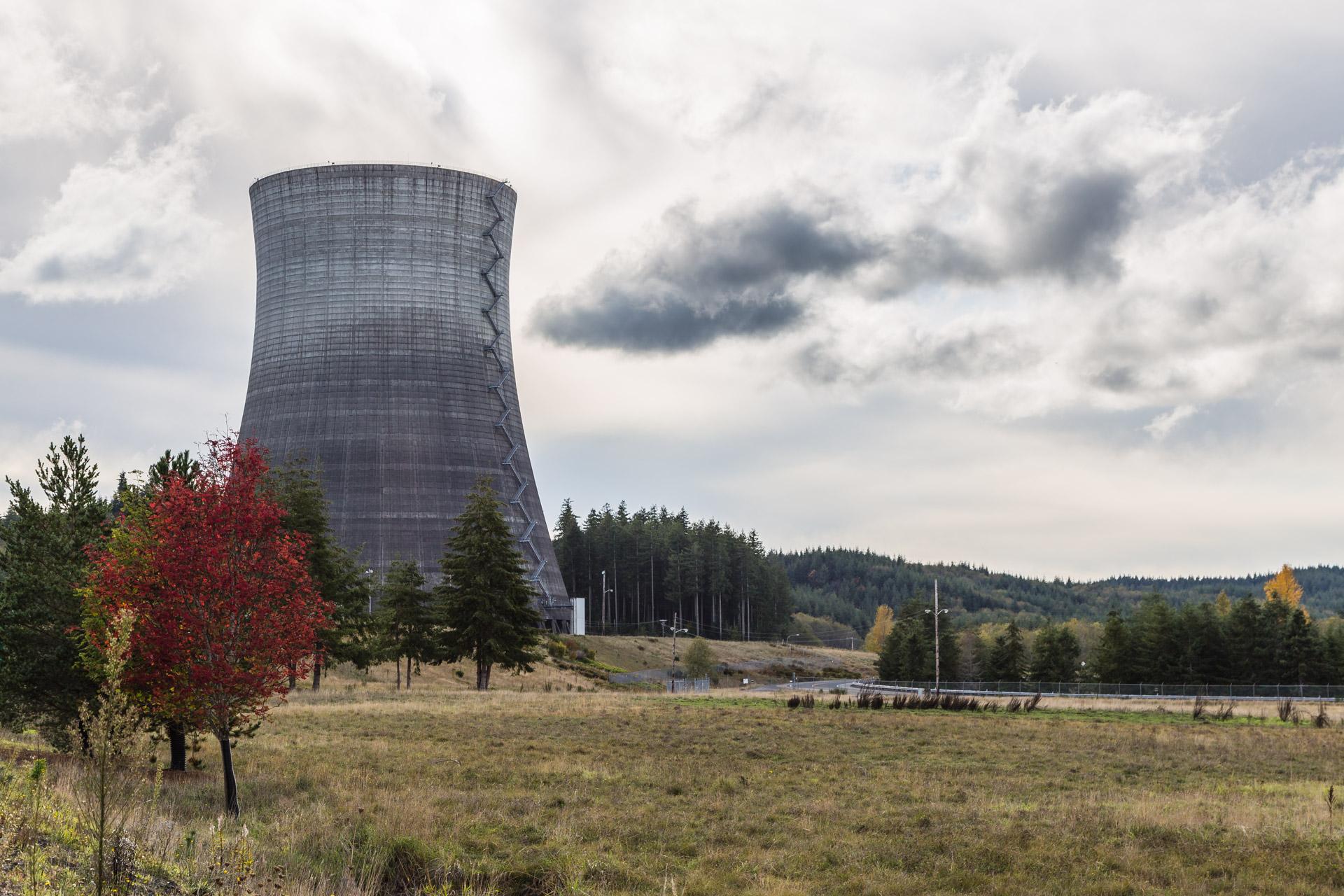 Elma Washington Satsop Nuclear Power Plant Our Ruins