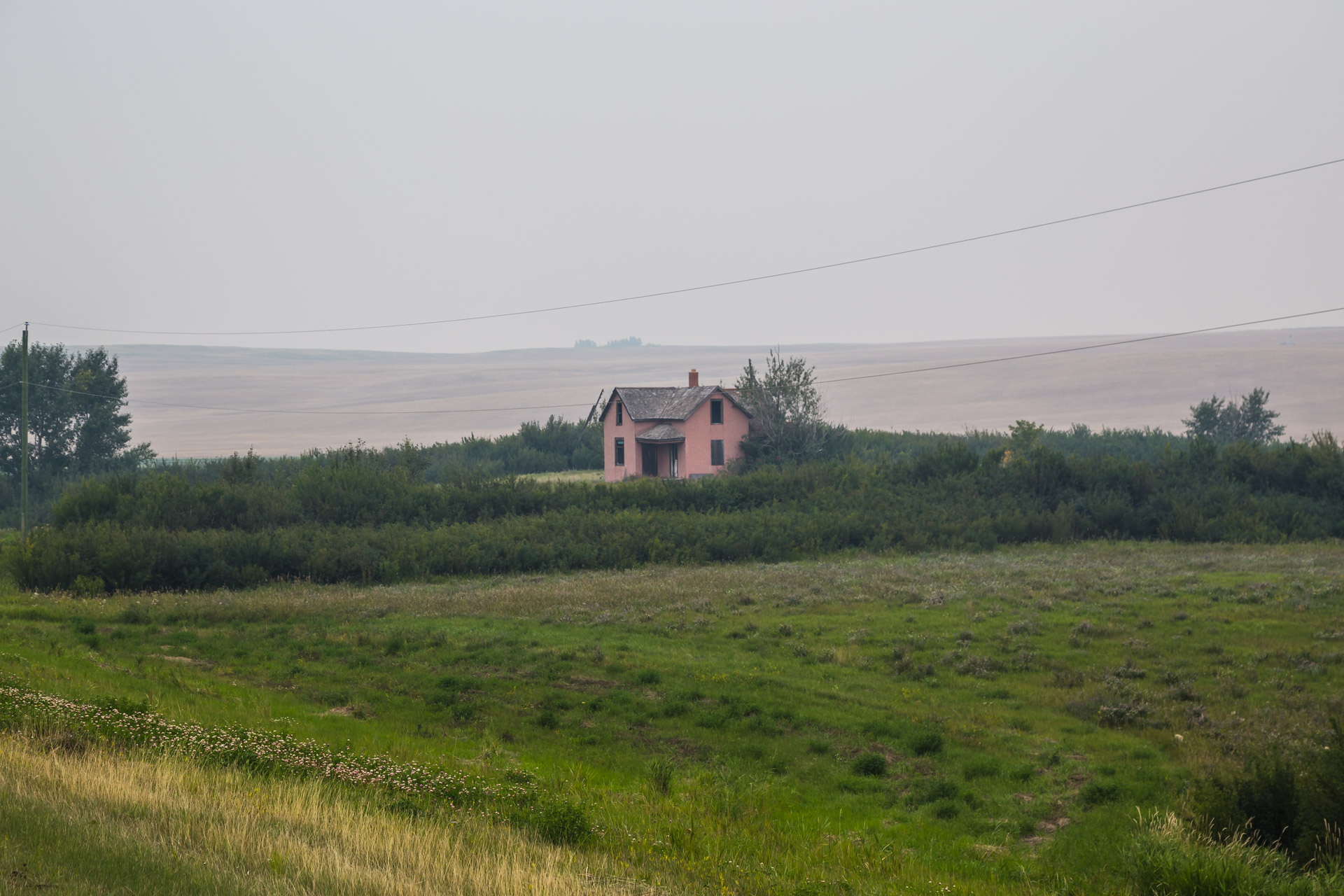 Smokey Pink House (right mid)