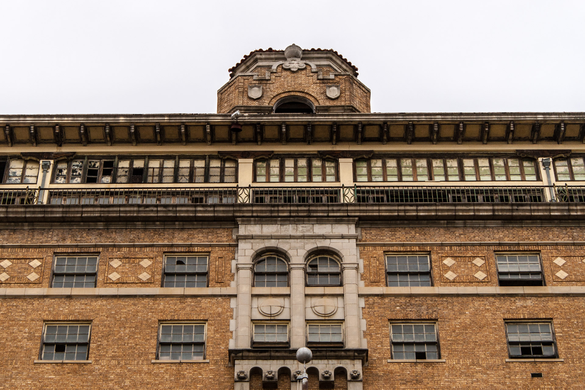 The Baker Hotel Part 1 (front top)