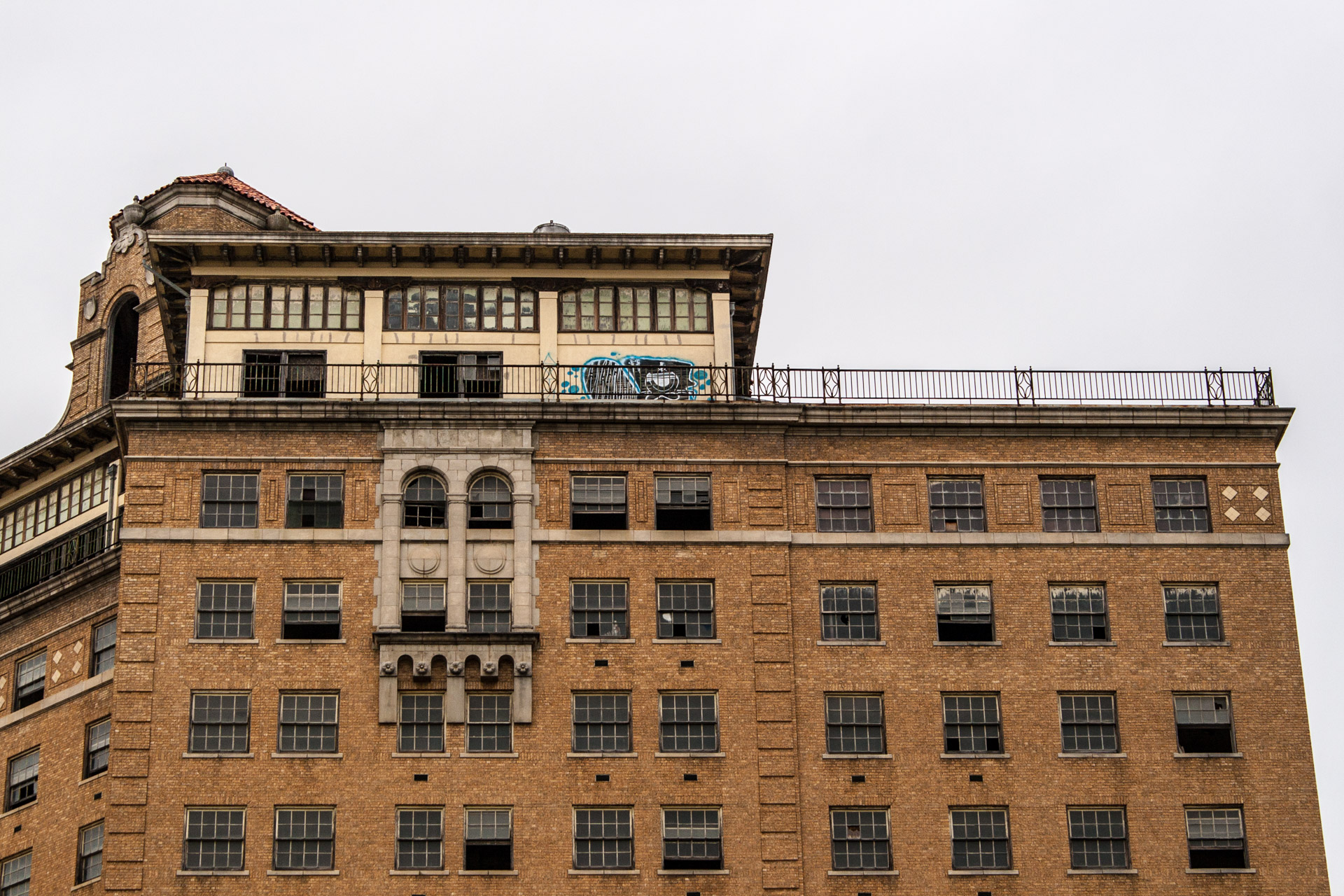 The Baker Hotel Part 1 (side top)