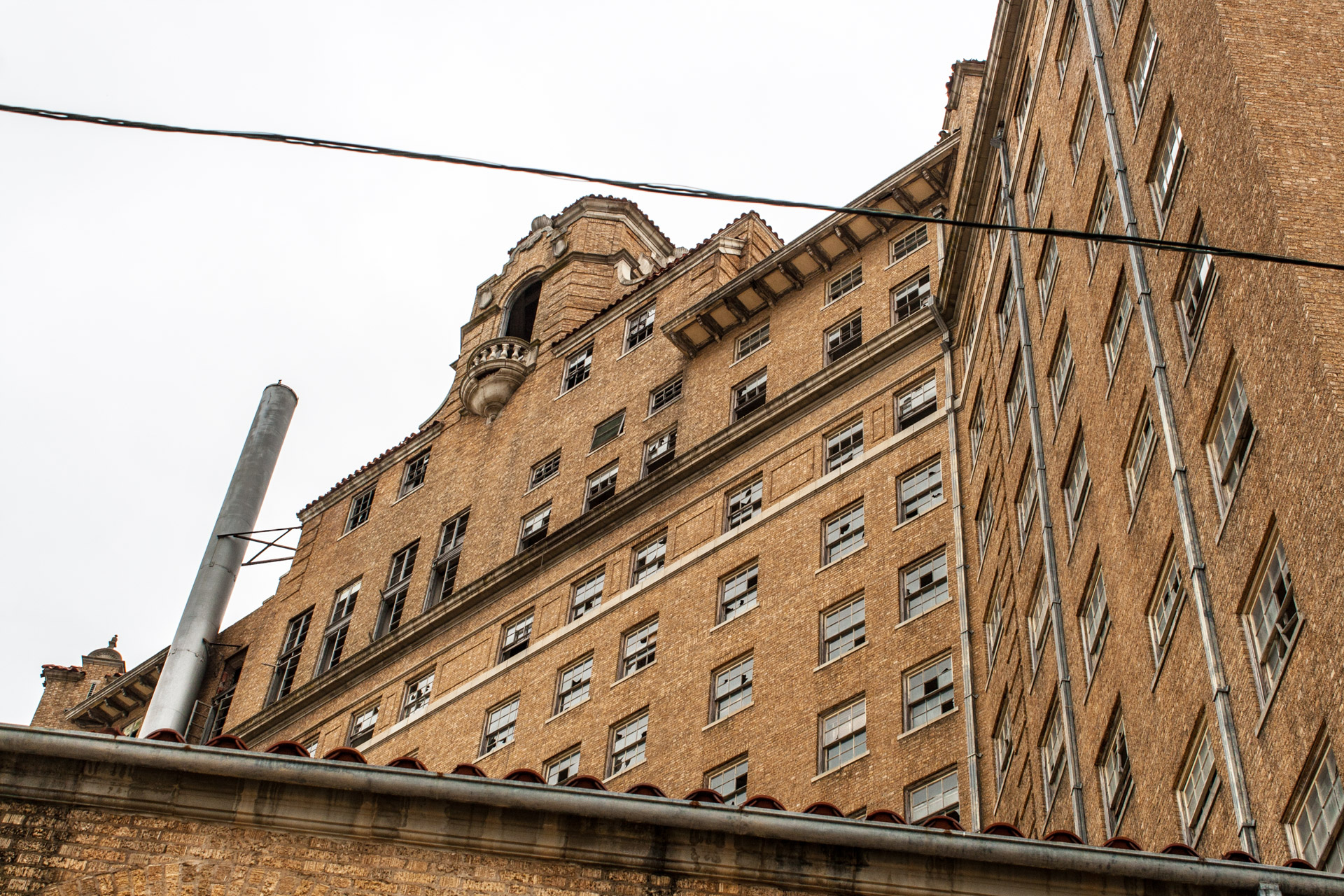The Baker Hotel Part 2 (rear side)