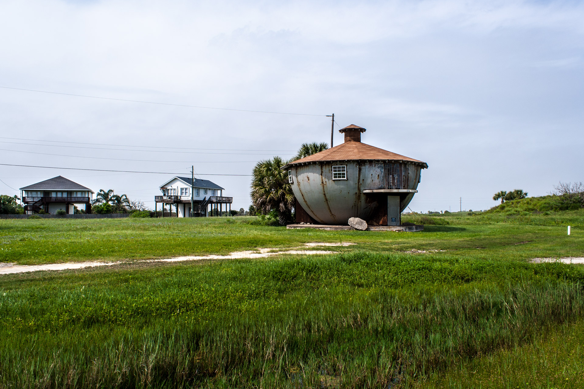 Galveston, Texas - The Kettle House (side far)