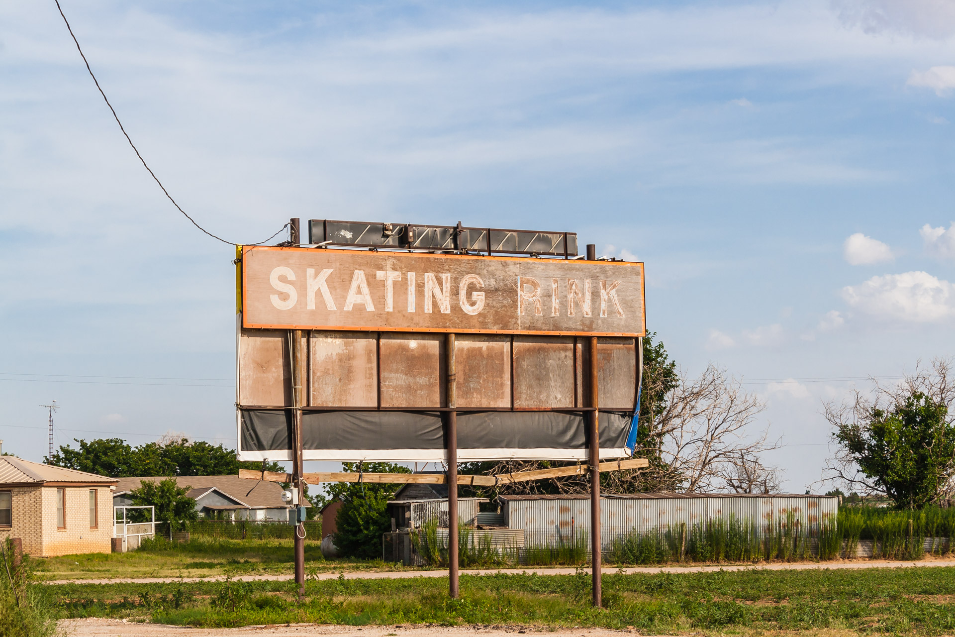 Where's The Skating Rink (close)