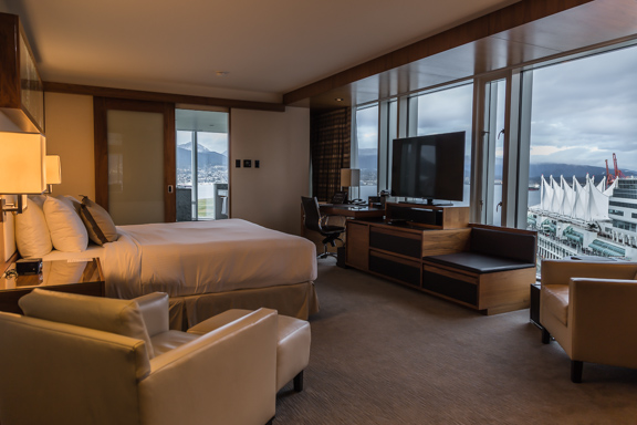 Fairmont Pacific Rim Part 1