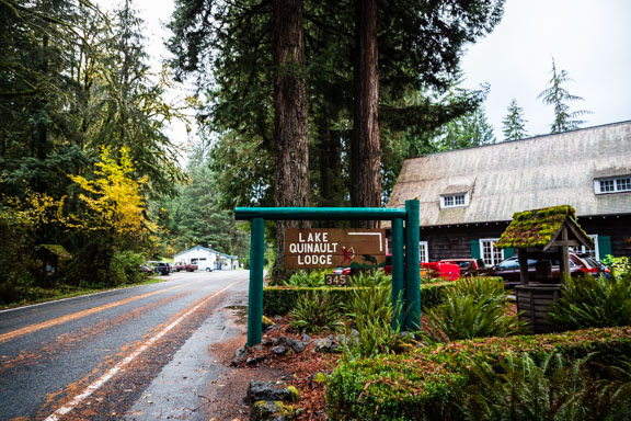 Lake Quinault Lodge Part 2